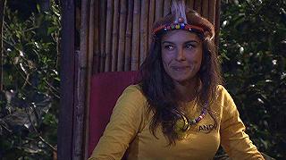 A jó győzedelmeskedett, Andi lett a dzsungel királynője