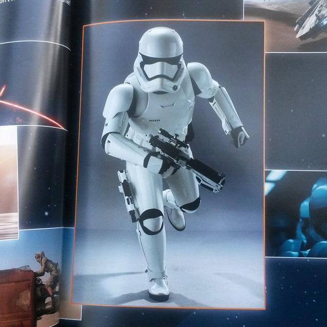 Star Wars: Az ébredő Erő - Egészalakos rohamosztagos