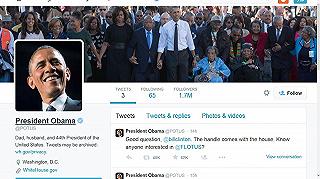 """""""Hello Twitter! Barack vagyok. De tényleg!"""""""