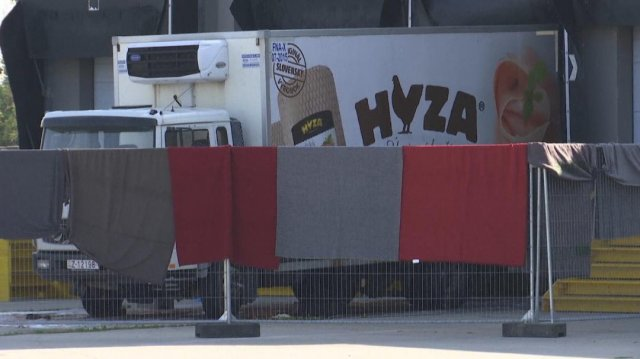 Négy ember őrizetben a halálfurgon ügyében
