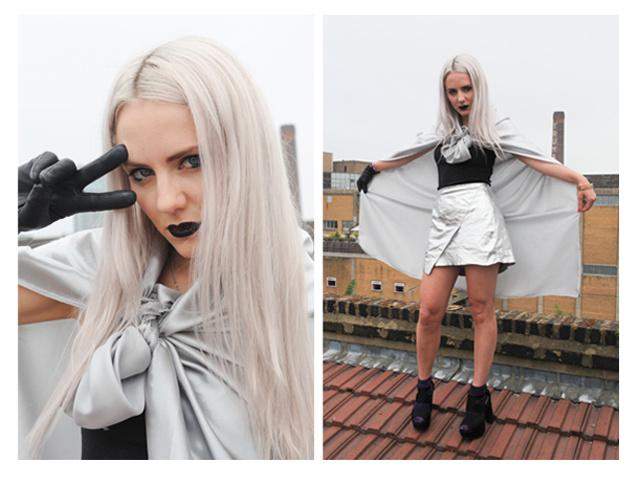 Hülyét csinált a Londoni Divathét közönségéből a guberáló kamu divatblogger