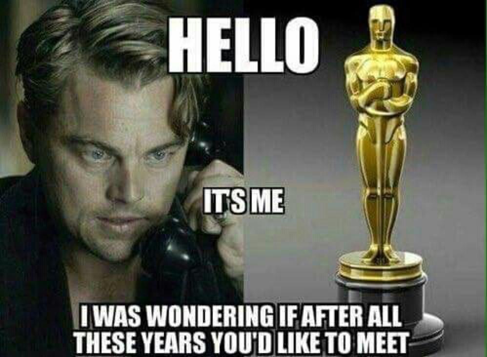 Mire nem jó egy DiCaprio?