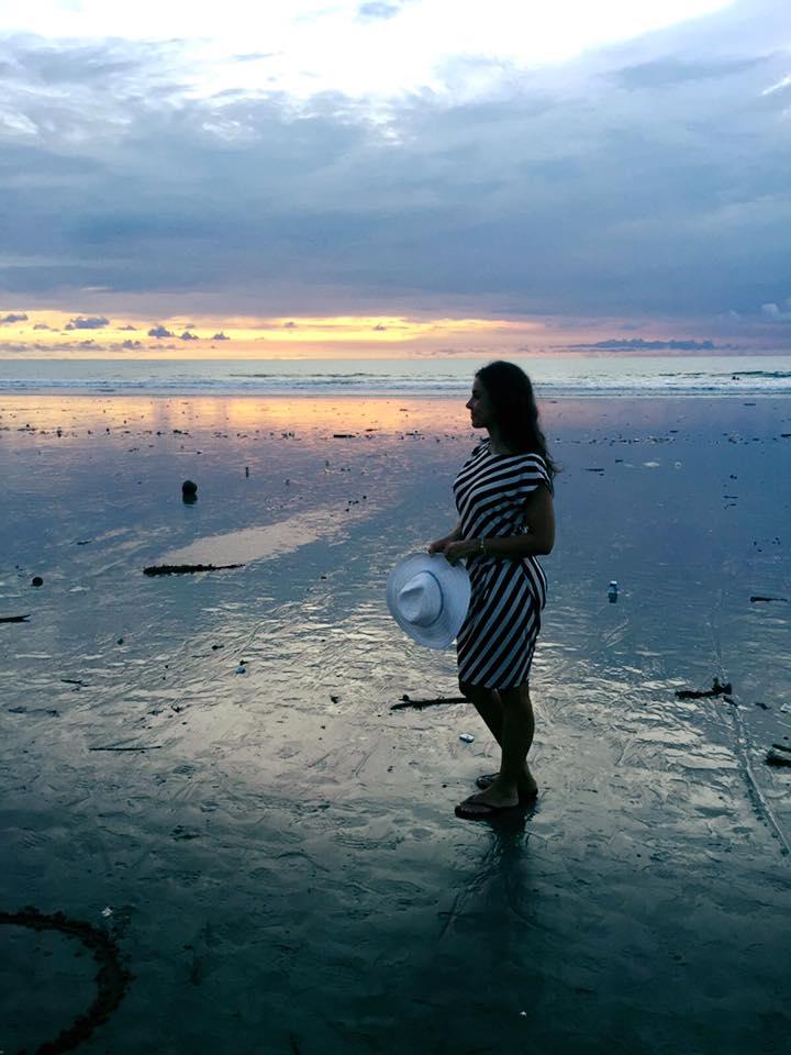 Molnár Andit elvarázsolta Bali szigete