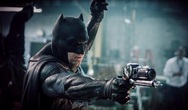 Batman rendezi saját magát?