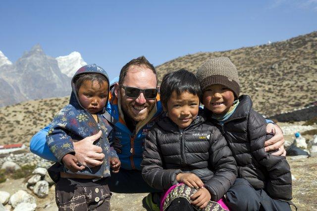 Az Island Peak-különítménye is visszatért Katmanduba