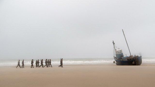 Ha a Dunkirk-et választod, egy oxigénpalack lesz a legjobb társad a moziban!